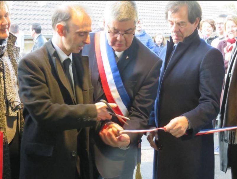 Inauguration du nouveau centre périscolaire 21 mars 2019
